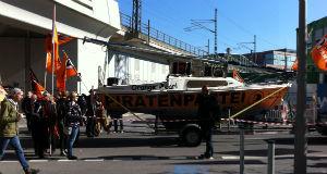 Piraten gegen TTIP